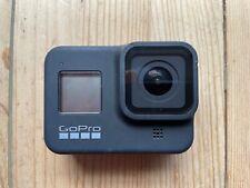 GoPro HERO8 Black Camcorder Actioncamera - gebraucht, voll funktionsfähig