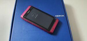 Nokia N8-00 - 16GB - Pink (Unlocked) Smartphone