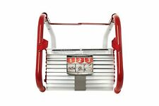 Escape Fire Ladder Two Story 13 Foot Kidde Slip Anti Kl 2s Rungs Emergency Steel