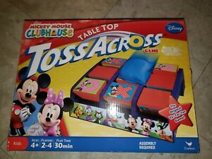 MICKEY MOUSE CLUBHOUSE TOSS ACROSS GAME DISNEY
