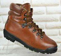 CRISPI Sympatex Womens Leather Outdoor Hiking Waterproof Boots Size 7 UK 40 EU
