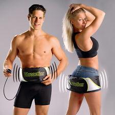 Neue Vibroaction Massage Gürtel Maschine Electric Vibration Massagegerät Bauchweg Gürtel