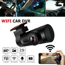 1080P HD 140° Coche DVR Wifi Cámara Dash Cam Video Grabadora Visión Nocturna