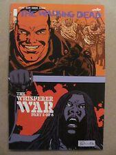 Walking Dead #158 Image Whisperer War Part 2 Robert Kirkman 9.6 Near Mint+