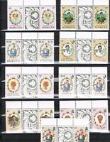1981 British Colonies Royal Wedding Sets 11 Colonies. Prince Charles & LadyDiana
