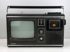 SHARP 10P-18G Radio / Kassette / Fernseher Rarität
