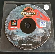 The Lost World: Jurassic Park - PS1