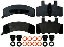 SMD369 FRONT Semi-Metallic Brake Pads Fits 88-98 GMC K2500