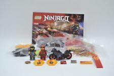 LEGO Set 70638 Ninjago Sons of Garmadon mit BA Katana V11 with instruction