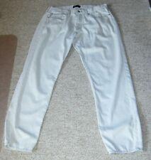 Gap Mens Jeans White Slim 34 x 32 pants