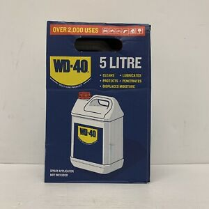 WD-40 5 Litre Multi-Use Cleaning Lubricant