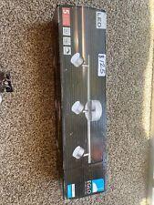 Eglo Lighting - Armento 1 - 3-LED Track Light - Matte Nickel Finish  Matte