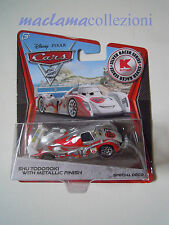 RARO Disney pixar cars SHU TODOROKI with metallic finish mattel 1:55 maclama