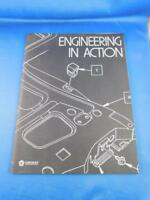 ENGINEERING IN ACTION BOOK CHRYSLER CORPORATION TECHNICAL INFORMATION CAR TRUCK