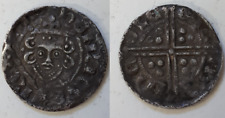 More details for medieval hammered henry iii silver long cross penny nicole mint/moneyer hwc16