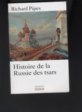 (144) Histoire de la Russie des tsars / Pipes