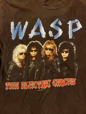 W.A.S.P. Inside the electric circus shirt 1986 S-4XL DF831