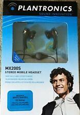 Plantronics MX200S Stereo Mobile Headset E2 For Sony Ericsson