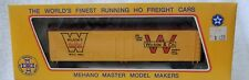 REEFER WILSON'S CANNED MEAT FREIGHT CAR #7524 MODEL TRAIN HO RAILROAD TOY (10C)