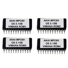 Akai MPC-60 OS VIMANA 3.15B Operating System Eproms Vintage Sampler MPC60 Eprom