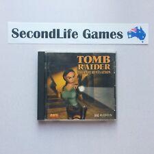 TOMB RAIDER: THE LAST REVELATION ~ Eidos (1999). PC CD-ROM