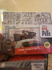 The Secret Life Of Pets Twin Bed Sheet Set