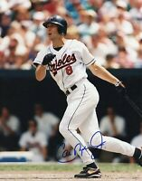 Cal Ripken Jr. 8 x10 Autographed Signed Photo ( Orioles HOF ) REPRINT .