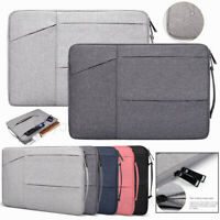 Laptop Handbag Sleeve Case Cover Carrying Bag For Macbook Air Pro13 15 15.6 inch