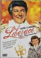 "Liberace ""Mr. Showmanship"", New DVD, Liberace,"
