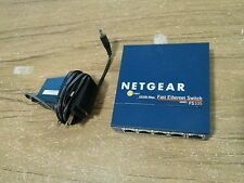 NETGEAR ProSAFE FS105NA 5-Port Fast Ethernet Switch (FS105NA) 5 Port