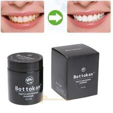 45g Teeth Whitening Natural Organic Activated Charcoal Bamboo Toothpaste Powder