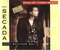 Jon Secada Just another day-Remix by Tommy Musto (1992) [Maxi-CD]