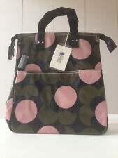 ORLA KIELY SHINY LAMIATED SHADOW FLOWER BACKPACK. BRAND NEW WITH TAGS. £160