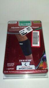 Mueller Adjustable Calf/Shin Splint Support - Black - Regular 330REG - Moderate