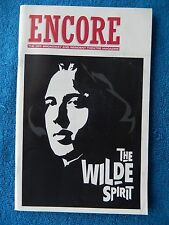 The Wilde Spirit - Theatre-Off-Park Playbill w/Ticket - May 24th, 1996