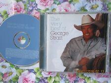George Strait – The Very Best Of George Strait - 1981-1987 Universal CD Album