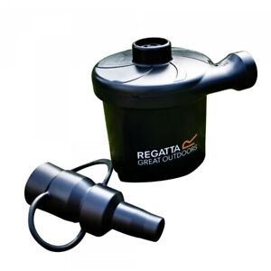 Air Pump Inflator for Inflatables Camping Bed Pool 12V Car Home UK RRP £35