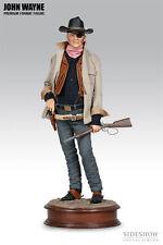 SIDESHOW JOHN WAYNE The DUKE WESTER Hero PREMIUM FORMAT FIGURE STATUE BUST Toy