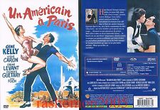 DVD AN AMERICAN IN PARIS 1951 Gene Kelly Leslie Caron Vincente Minnelli Musical