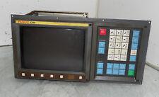 "9"" Fanuc Mdi/Crt Unit A02B-0084-C102, A61L-0001-0086, Used, Warranty"