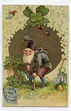 BON NOËL . Lutin, Gnome. Coccinelles. Pixie . Dwarf. MERRY CHRISTMAS