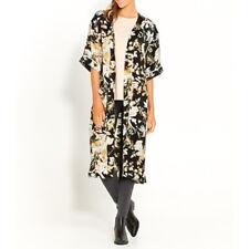 DOTTI Enchanted Garden Kimono Multi Coloured Floral Line 584594 New Tags Size 10