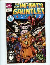 Infinity Gauntlet #1,2,3,4,5,6 (1991) #1-6 Complete High Grade Run VF/NM