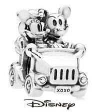 Pandora Disney Charm L'auto di Mickey Mouse e Minnie 797489 + BUSTA CON FIOCCO
