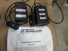 f7685f5f480b Netrix Technologies 592 Eliminator Loop Tester System P N N-LTST NEW!