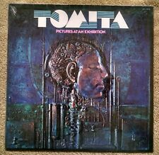 Tomita Pictures at an Exhibition Sealed Vinyl LP RCA ARL1-0838 1975 Red Seal