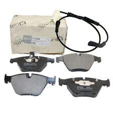 Front Brake Pads Pad Set 917+ Sensor 492 For BMW 525i 528i 550i 650i 530xi 645Ci