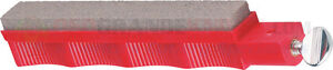 Lansky Coarse Arkansas Red Hone For Use w/ Sharpening Systems S0120