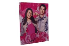 iCarly School Subject Notebook Paper Folder Freddie Spencer Sam i Carly NEW Lot3