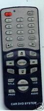 IDD401SD  REMOTE CONTROL DOUBLE DIN VIDEO DVD ICON TV